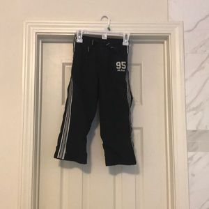 Toddler boys lined athletic pants Oshkosh size 4T